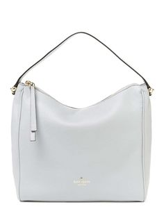 Charles Street Small Haven Leather Hobo