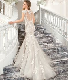 Demerios Couture Wedding Dress Style C209
