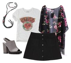 """Maya Hart"" by sassycarpenter on Polyvore featuring moda i Monki"