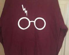 Harry Potter/Potter sudadera/Ministerio de la magia/Harry