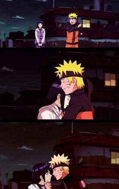 NaruHina Lovely surprise by on deviantART Naruto And Sasuke, Anime Naruto, Naruto Uzumaki Shippuden, Wallpaper Naruto Shippuden, Naruto Cute, Naruto Shippuden Sasuke, Naruto Wallpaper, Otaku Anime, Hinata Hyuga