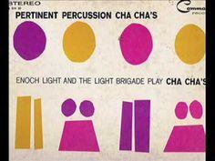 ENOCH LIGHT - Enjoy Yourself Cha Cha; Moon Over Miami Cha Cha;  Green Ey...