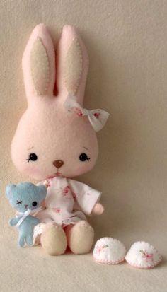 Bunny pdf pattern