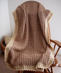Ravelry: Sideway Shell Baby Afghan (aka Newbie Shell Afghan) pattern by Donna Lang