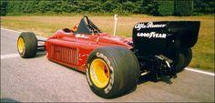Alfa Romeo 185V (1986 prototyp Turbo 4 cyl)