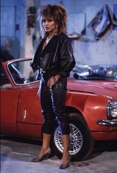 Tina Turner 1984 what's love got to do, got to do with it