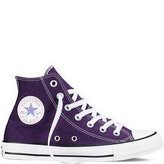 Converse -Chuck Taylor All Star Fresh Colors-Eggplant PeelHi Top