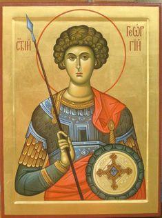 ru gallery view id 1100872 page 9 Byzantine Icons, Byzantine Art, Religion, Russian Icons, Painting Studio, Religious Icons, Saint George, Orthodox Icons, Patron Saints