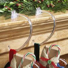 Safety-Grip Stocking Holders
