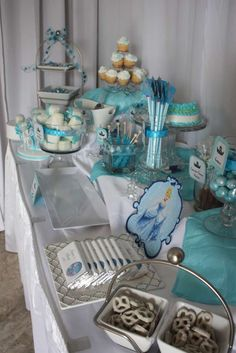 Cinderella Birthday Party Ideas | Photo 7 of 24 | Catch My Party