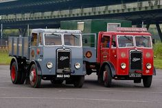 British Road Services + G. & H. Donaldson & Sons - Foden