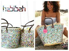 Ibiza large sequin basket. Handmade Ibiza, Straw Bag, Sequins, Tote Bag, Purses, Clutches, Handmade, Bags, Store