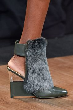 The Best Shoes to Hit the Runways of New York Fashion Week: For many, there's nothing quite so beautiful as a good pair of heels, and this Fashion Week, there's no shortage.