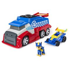 Paw Patrol Pups, Cumple Paw Patrol, Paw Patrol Characters, Course Automobile, Rescue Vehicles, Courses, Cool Toys, Diecast, Race Cars