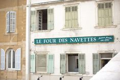 Four de Navettes barkery in Marseille
