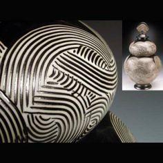 Brian Moore of Indianapolis, IN Ceramics