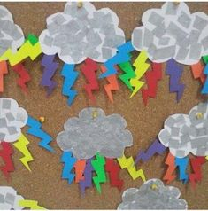 How To Produce Elementary School Much More Enjoyment Cloud Craft Kids Crafts, Daycare Crafts, Summer Crafts, Toddler Crafts, Fall Crafts, Preschool Weather, Weather Activities, Spring Activities, Craft Activities