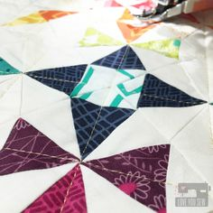 The Schnitzel and Boo Mini Quilt Swap was the first swap I followed on Instagram. I was pouring over the hashtag #schnitzelandboominiquiltswap and trying to figure out what the heck was going on! …