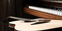 Descargar  Imágenes gratis de  Guitarra y Piano