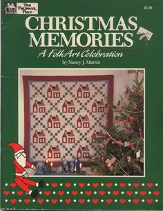 Christmas+Memories+A+Folk+Art+Celebration+-+B-99+That+Patchwork+Place