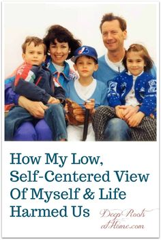 How My Low, Self-Centered View Of Life Harmed Us. From 20 years of infertility to parents with 3 children. 3 Kids, Children, Feeling Excited, Christian Resources, Self Centered, Christian Life, Christian Living, Daughters Of The King, Women Of Faith