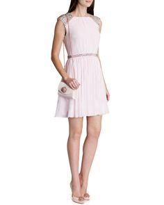 Beaded detail dress - Shell | Dresses | Ted Baker UK