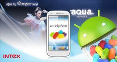 Do you like staying connected with your friends always?    The amazing Intex Aqua Wonder comes with Jelly Bean Android 4.1 Just at Rs. 9990 only!