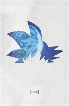 Dragonball Z Minimalist posters on Behance