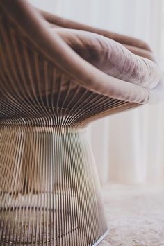 Magnolia House - desire to inspire - desiretoinspire.net - Jennie Gruss - platner chair