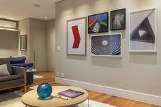 Decoração de Interiores Apartamento Campo Belo - Decoradora de Interiores Marilia Veiga