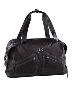 Loving this Black Perfect Duffel Bag on #zulily! #zulilyfinds