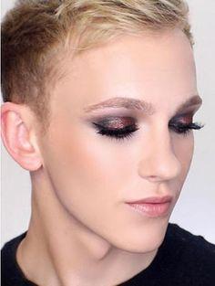 Resultado de imagem para jonathan curtis make up