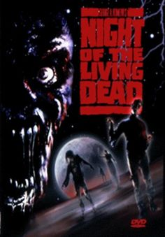(1990) The unburied dead return to life and seek human victims.