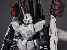 Full-armed Unicorn Gundam