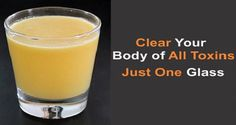 If you feel lack of energy, suffer from colds or even some sorts of infections your body needs cleaning.