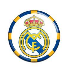 Real Madrid F.C.-Pins met/álico oficial