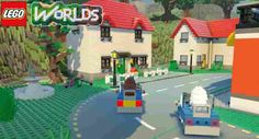 LEGO Worlds Free PC Game Download