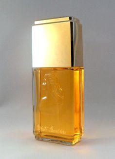 Vintage 1980s White Shoulders by Evyan 2.75 oz Eau de Cologne Spray Perfume