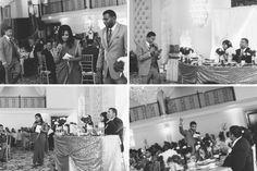 Wedding reception at Lucien by Ben Lau.
