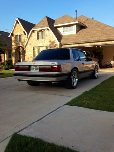 1991 Foxbody Mustang coupe