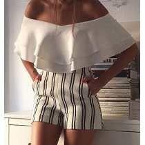 Blusas Limonni De Mujer Campesinas De Moda Colores 031