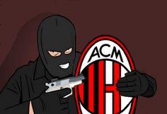 Il #Milan è in ostaggio da anni, ecco di chi è perchè