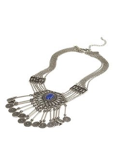 Layered Tribal-Inspired Necklace | FOREVER21 - 1000081870