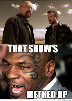 Mike Tyson's Reaction To Breaking Bad