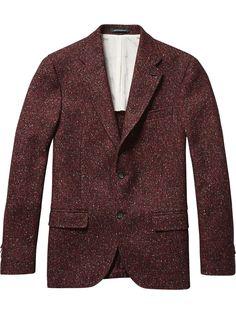 Bouclé Blazer | Blazers | Men Clothing at Scotch & Soda