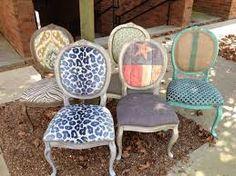 """Résultat de recherche d'images pour """"fauteuil chalk paint"""""""