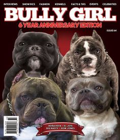 3601f19cc6356 Bully Girl Magazine - Issue 64 6-Year Anniversary Issue 6 Year Anniversary