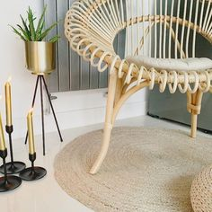 Desser - Rattan Furniture (@desserandco) • Instagram photos and videos Natural Furniture, Rattan Furniture, Wicker, Boho Chic, Stool, Interior Design, Videos, Photos, Instagram