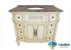 Visit Carolina Cabinet Warehouse to buy sophisticated high-quality bathroom vanities online. Browse our wide selection of cheap bathroom vanity cabinets today! Cheap Bathroom Vanities, Single Sink Bathroom Vanity, Bathroom Vanity Cabinets, Bathroom Furniture, Ready To Assemble Cabinets, Cheap Kitchen Cabinets, Marble Top, Kitchen And Bath