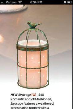 Birdcage warmer